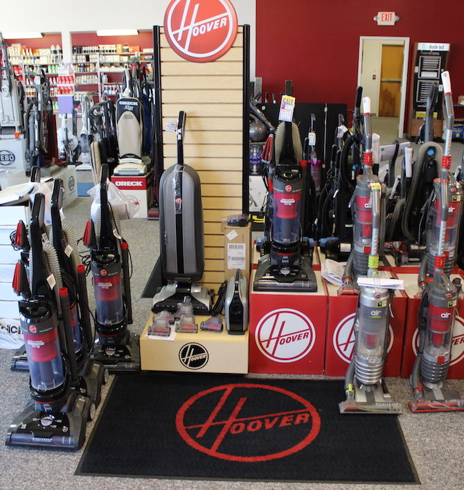 Hoover Vacuums